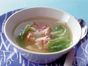 スープ レシピ コンソメ