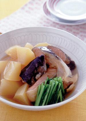 大根 レシピ 鮭