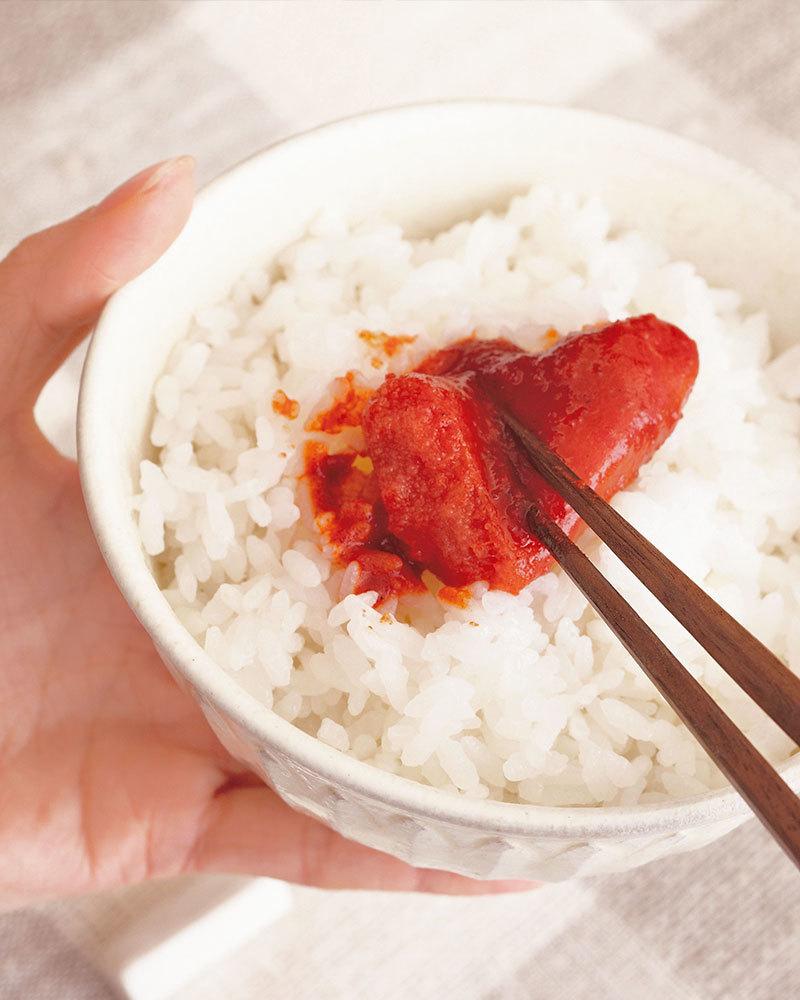 明太子 レシピ 辛子 明太子おにぎりレシピ・作り方の人気順 簡単料理の楽天レシピ