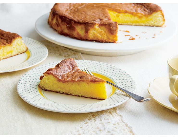 コトラボ発 ひと皿から世界の旅 【vol.4 イギリス のティータイムの定番「レモンドリズル」】