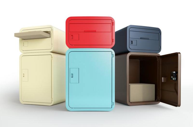 荷物受け取りの不便さを解消! 見た目もかわいい戸建て用宅配ボックス「スマポ」