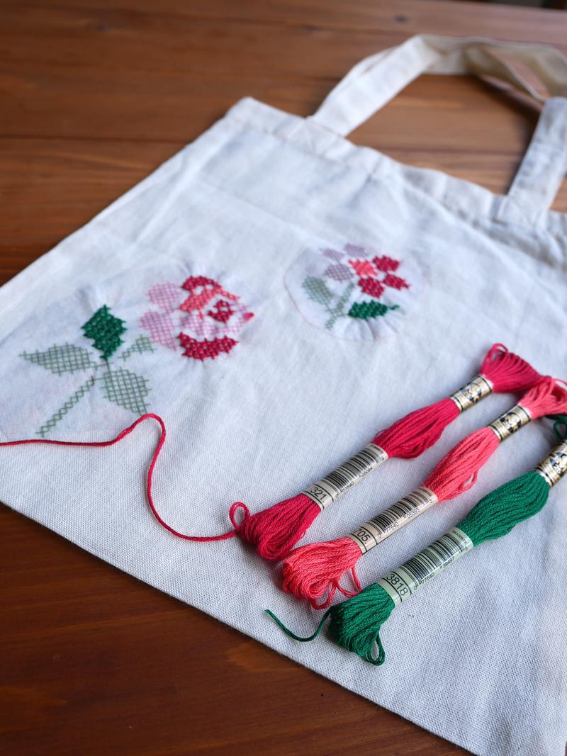 【コトラボ阿佐ヶ谷】プレゼントつき! 初めてのクロスステッチ(刺繍)を楽しむ〈参加者募集〉