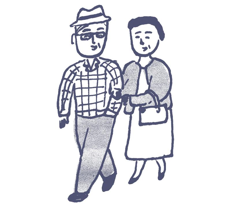 「腕を組んでお散歩♪」で男性ホルモン値が上昇!?