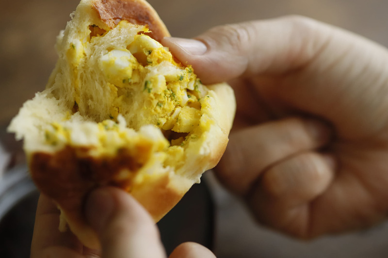 【フライパンちぎりパンのアレンジ!】うずまきロールパンが新しい!