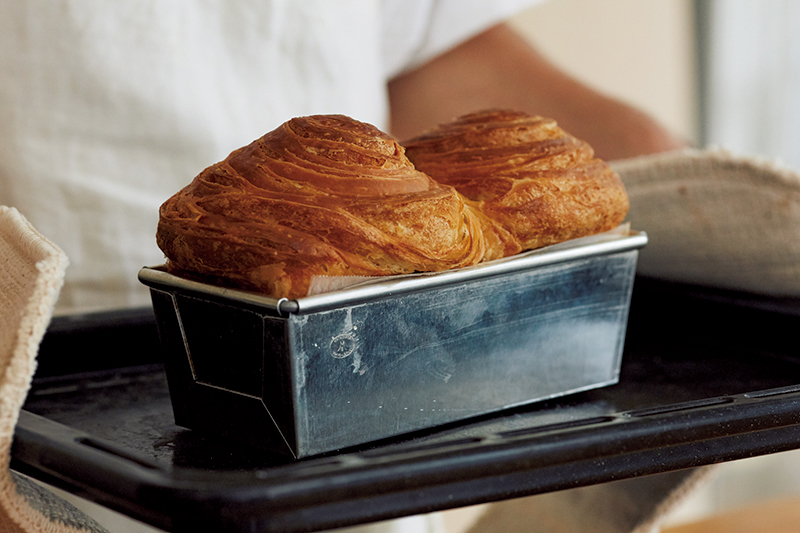 ムラヨシマサユキさんが考案! 誰でも作れる【デニッシュ食パン】