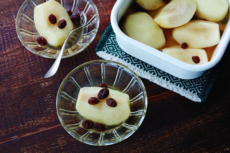【レンチン5分で作れちゃう!】りんごのコンポートがとまらないおいしさ。