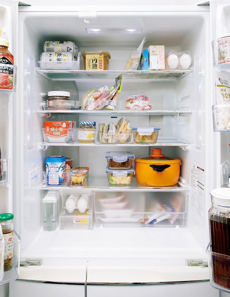 タイプでわかる!あなたにぴったりの〈冷蔵庫収納〉