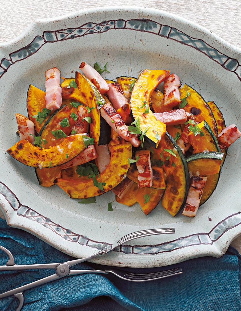 おしゃれなサラダには「焼き色」があった! 【作り置きOKのレシピ大公開】