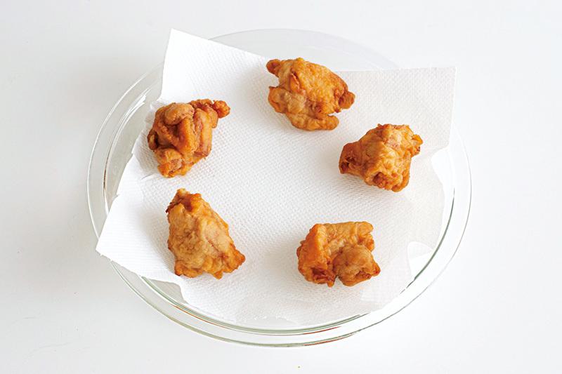 料理をおいしく温めなおすコツ【から揚げ・餃子・冷たいご飯】
