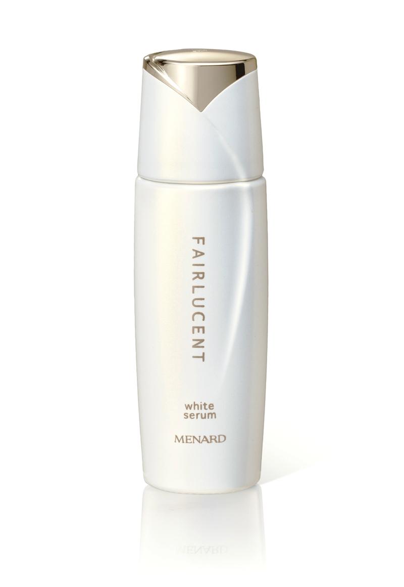 この春発売の美白美容液で心地よくケア! 輝くような透明感へ。