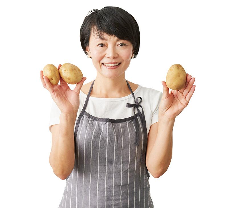 あの常備野菜が絶品おつまみに! 藤井恵さんの【じゃがハムカツ】