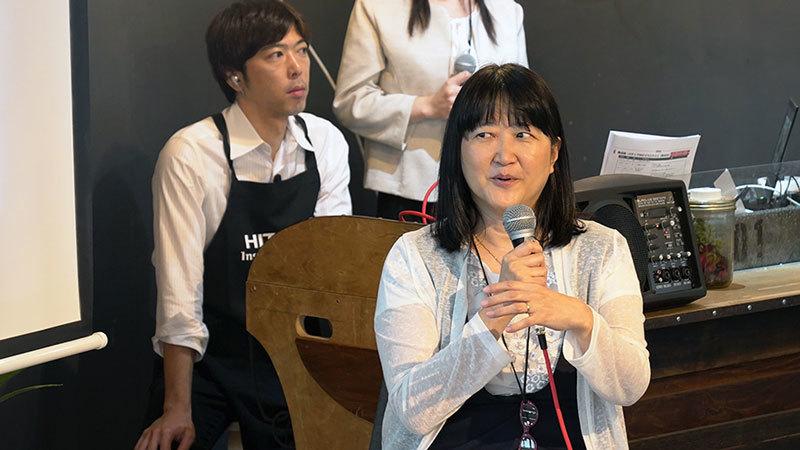 家電コーディネーターの戸井田園子さん