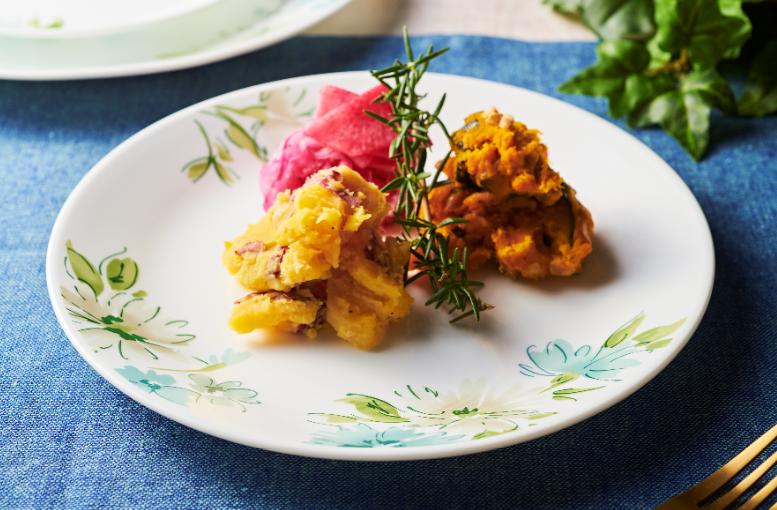 レストラン「ブッフェ ザ フォレスト」でコレールの食器が使えるキャンペーンが開催されます