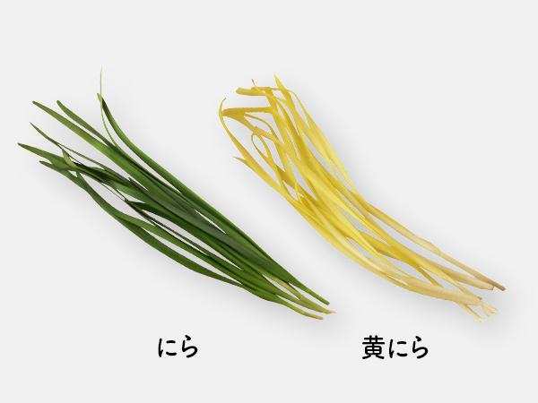 にらと黄にらって何が違うの?【オレンジページnet】プロに教わる簡単おいしい献立レシピ