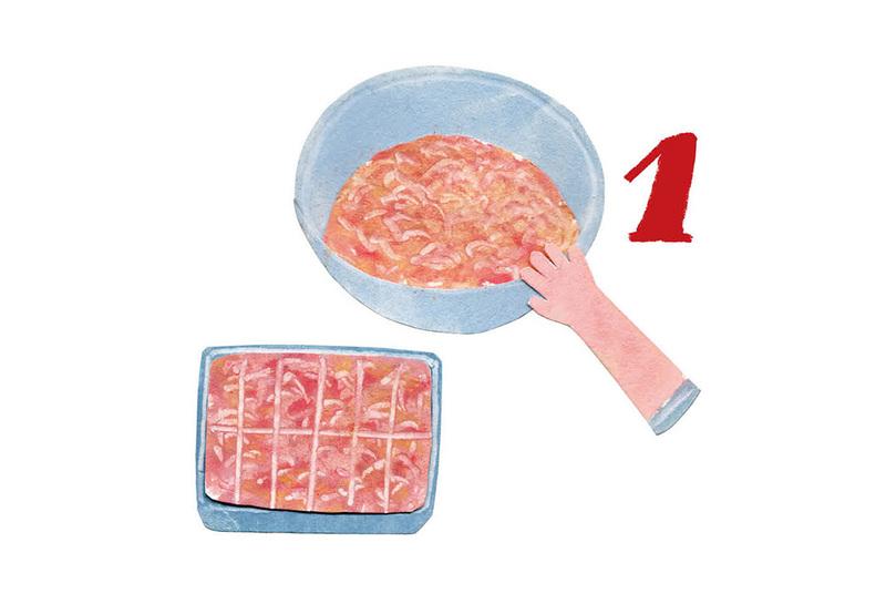【こどもと料理しよう】これなら作れる!〈包まない〉餃子