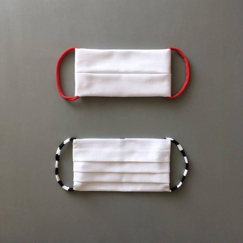 手芸作家 越膳さんに教わる~20分で完成! いますぐ欲しい、プリーツマスクの作り方