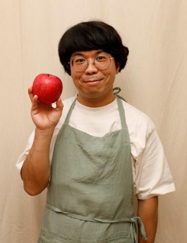 【Zoomライブ・オンライン講座】ムラヨシマサユキさんと青森りんごのおやつ教室♪参加者募集(有料)