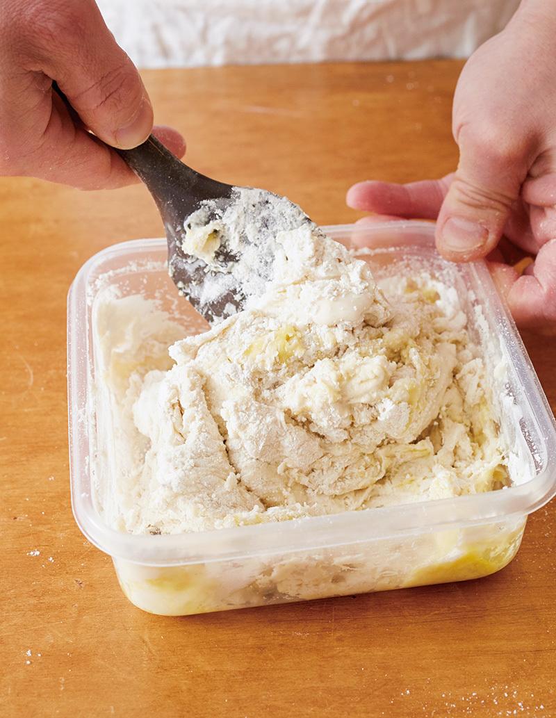 「こねる力」も「手先の器用さ」もいらない! かわいい「ミニ食パン」の作り方