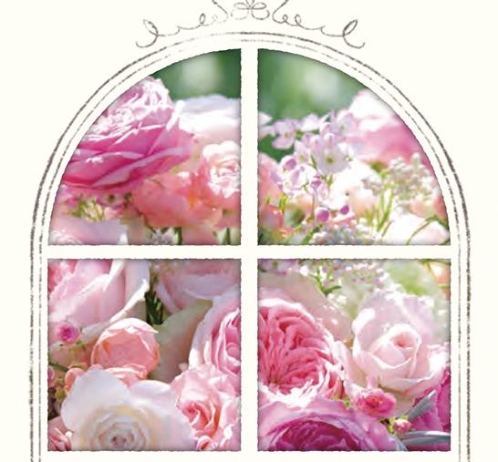大人気の花カレンダーに卓上版が新登場! 花カレンダー 2019卓上 『Hana Comado』