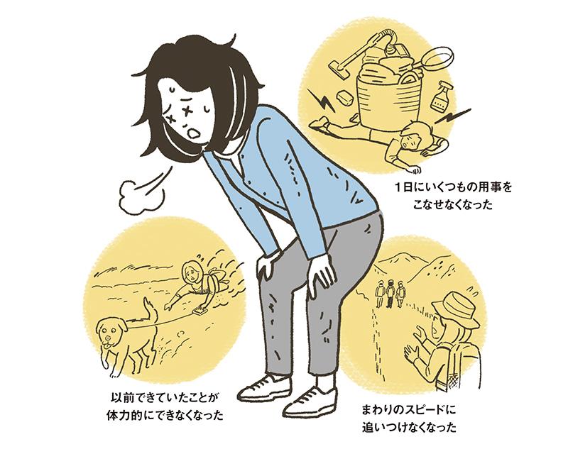 ちょっと鍛えるだけでOK!〈筋トレウォーキング〉や〈下半身筋トレ〉で疲れない体に!
