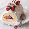 絞り袋なしでクリスマスケーキをデコレーションできる!