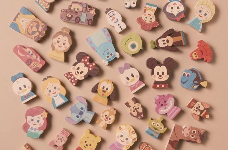 やさしい色づかいでインテリアにも◎。子どものアイディアをはぐくむ積み木『Disney KIDEA』が気になる!