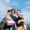 【人気ママモデル・辻元舞さんファミリーが体験】 小さな子連れにうれしい!『東京ディズニーリゾート®・バケーションパッケージ』でパークを楽しみ尽くす♪