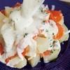 【おもてなしレシピ】スモークサーモンが入った『特別な日のポテサラ』がおしゃれすぎる