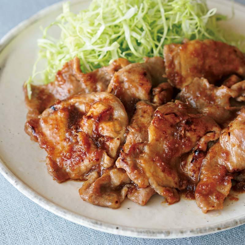 「味つけ黄金比率」で作るたれが決め手! 豚のしょうが焼きのレシピ
