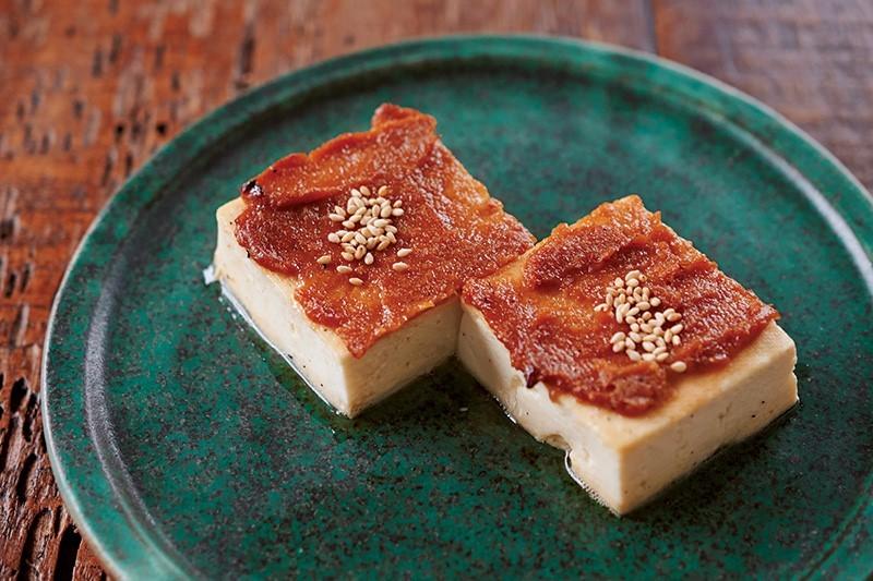 トースターで簡単『辛子みそ田楽』レシピ