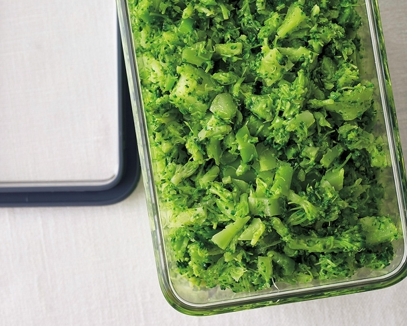 大活躍! おもしろ常備菜『ほろほろブロッコリー』の作り方