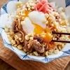 【10分で!】簡単『温たま豚天丼』のお気楽レシピ
