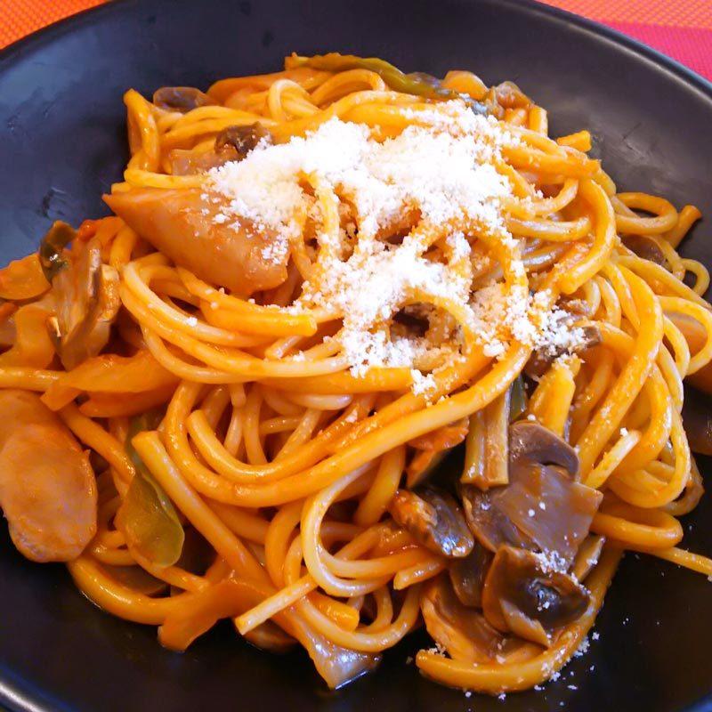 【料理編集者のうちごはん3】パスタを愛する宮川の原点「ナポリタン」