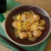 レンジで簡単。ボリューム満点「うま塩肉だんごスープ」のレシピ
