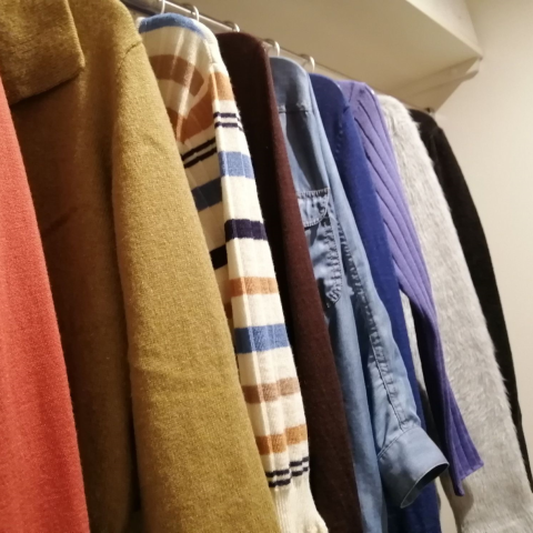 不要な衣類や布製品の処分アイディア【サロンWEB・トーク】