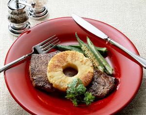 トロピカルステーキ