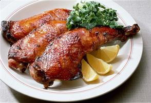 鶏もも肉のみそ漬け