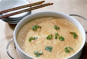 中国風卵豆腐