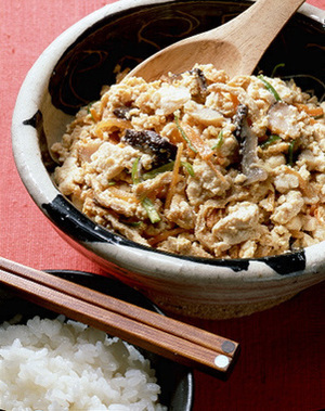 いりたま豆腐