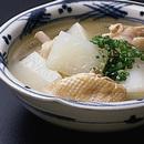 鶏肉と大根のスープ煮
