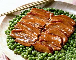 豚バラ肉の柔らか煮