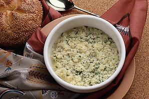 洋風かき卵スープ