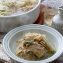 豚バラ肉と白菜の重ね煮