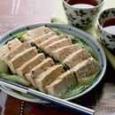鶏ひき肉と豆腐の中国風あんかけ