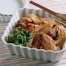 鶏手羽先と白菜の中国風煮込み