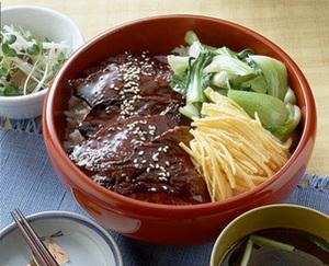 レシピ 人気 丼 焼肉