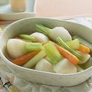 温野菜のマリネ