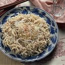 ささ身とねぎの中華サラダ