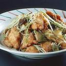 鶏肉のから揚げ中国風