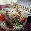 牛肉サラダ